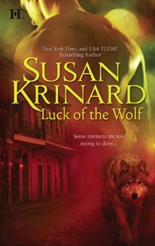 Luck of the Wolf, Krinard, Susan