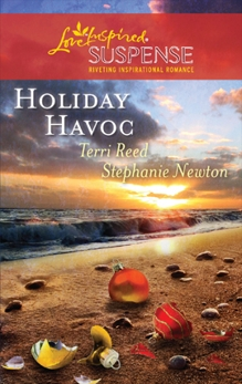 Holiday Havoc: Faith in the Face of Crime, Newton, Stephanie & Reed, Terri