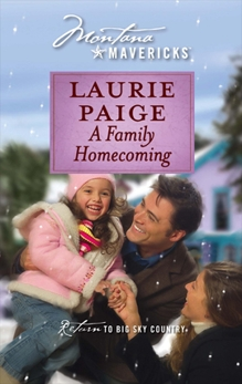 A Family Homecoming, Paige, Laurie