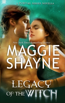 Legacy of the Witch, Shayne, Maggie
