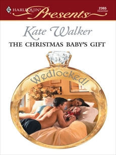 The Christmas Baby's Gift: A Secret Baby Romance, Walker, Kate