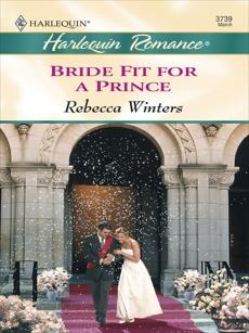 Bride Fit For a Prince, Winters, Rebecca