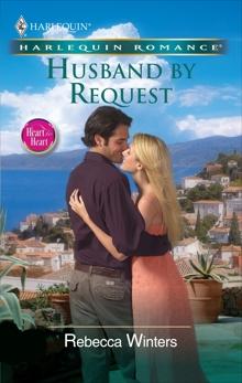 Husband by Request, Winters, Rebecca
