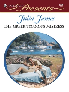 The Greek Tycoon's Mistress, James, Julia