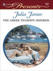 The Greek Tycoon's Mistress, James, Julia