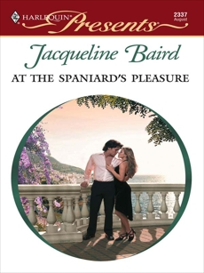 At the Spaniard's Pleasure, Baird, Jacqueline