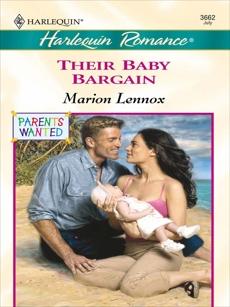 Their Baby Bargain, Lennox, Marion