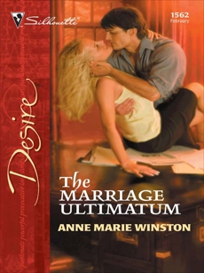The Marriage Ultimatum, Winston, Anne Marie
