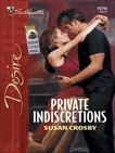 Private Indiscretions, Crosby, Susan