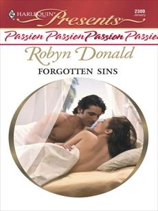 Forgotten Sins, Donald, Robyn