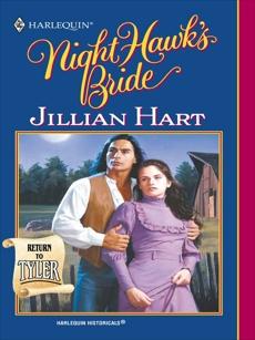 Night Hawk's Bride, Hart, Jillian