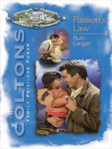 Passion's Law, Langan, Ruth