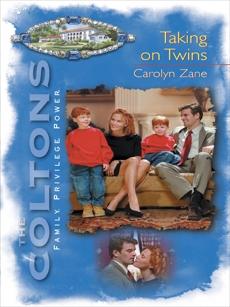 Taking On Twins, Zane, Carolyn