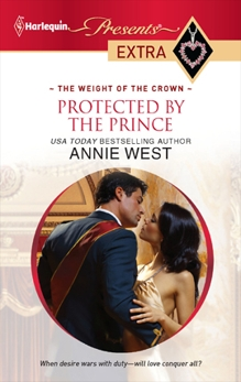 Protected by the Prince, West, Annie