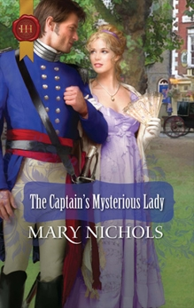 The Captain's Mysterious Lady, Nichols, Mary