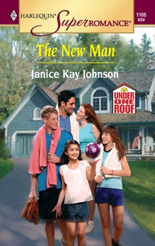The New Man, Johnson, Janice Kay