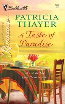 A Taste of Paradise, Thayer, Patricia