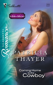 Coming Home to The Cowboy, Thayer, Patricia