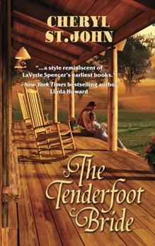 The Tenderfoot Bride, St.John, Cheryl