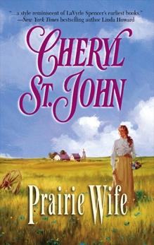 Prairie Wife, St.John, Cheryl