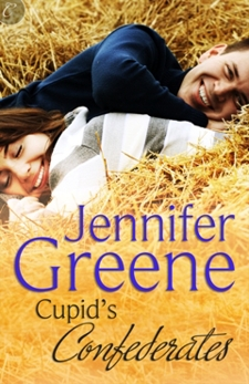 Cupid's Confederates, Greene, Jennifer
