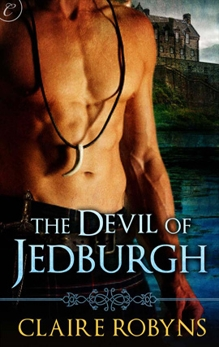 The Devil of Jedburgh, Robyns, Claire