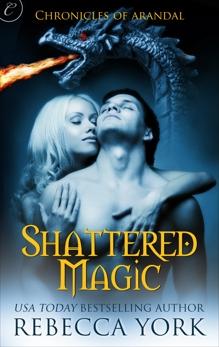 Shattered Magic, York, Rebecca