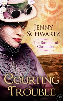 Courting Trouble, Schwartz, Jenny