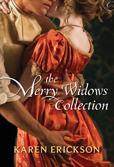The Merry Widows Collection: A Regency Historical Romance
