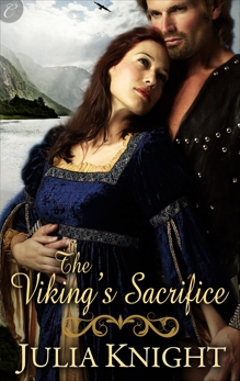 The Viking's Sacrifice, Knight, Julia