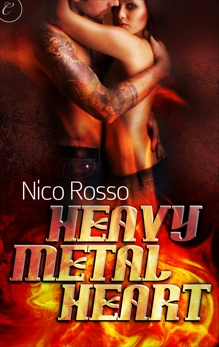 Heavy Metal Heart, Rosso, Nico