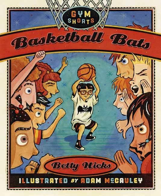 Basketball Bats, Hicks, Betty