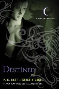 Destined, Cast, P. C. & Cast, Kristin