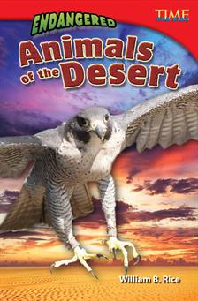 Endangered Animals of the Desert, Rice, Bill