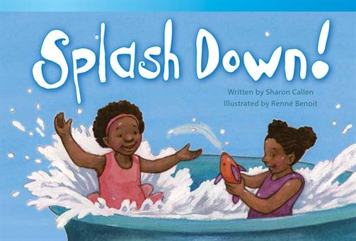 Splash Down!, Callen, Sharon