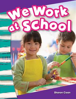 We Work at School, Coan, Sharon
