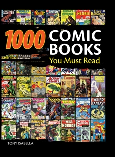 1,000 Comic Books You Must Read, Isabella, Tony