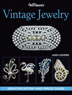 Warman's Vintage Jewelry: Identification And Price Guide, Lesher, Leigh