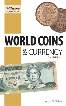 World Coins & Currency, Warman's Companion, Sieber, Arlyn