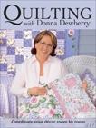 Quilting With Donna Dewberry, Dewberry, Donna