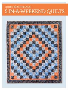 Quilt Essentials - 5 In-a-Weekend Quilts, Snyder, Karen
