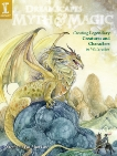DreamScapes Myth & Magic: Create Legendary Creatures and Characters in Watercolor, Law, Stephanie Pui-Mun