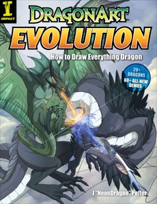 Dragonart Evolution: How to Draw Everything Dragon, Peffer, Jessica