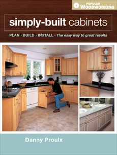 Simply Built Cabinets, Proulx, Danny