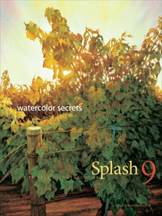 Splash 9: Watercolor Secrets, Wolf, Rachel Rubin