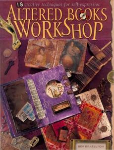Altered Books Workshop, Brazelton, Bev