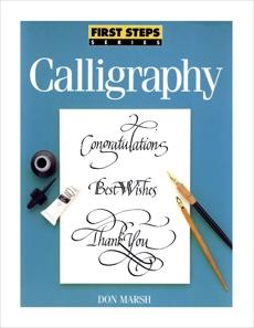 Calligraphy, Marsh, Don