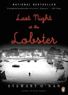 Last Night at the Lobster, O'Nan, Stewart