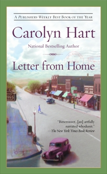 Letter From Home, Hart, Carolyn