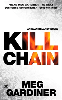 Kill Chain: An Evan Delaney Novel, Gardiner, Meg